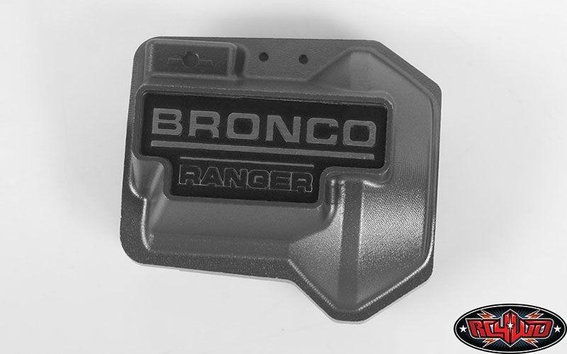 Aluminum Diff Cover for Traxxas TRX-4 79 Bronco Ranger