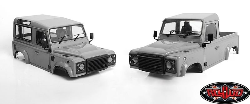 RC4WD 2015 Land Rover Defender D90 Bodyset