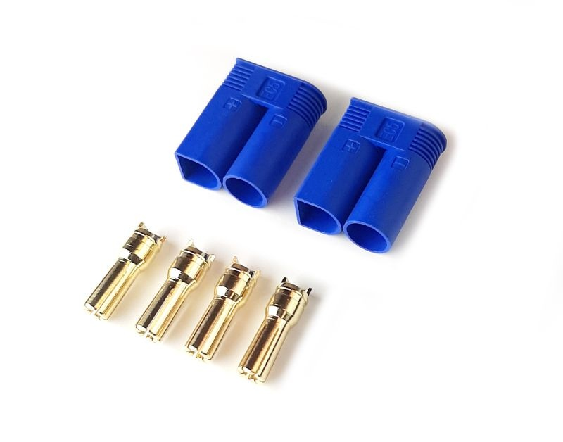 EC5 Stecker Gehäuse Weiblich/Stecker Mänllich (2 Stück)