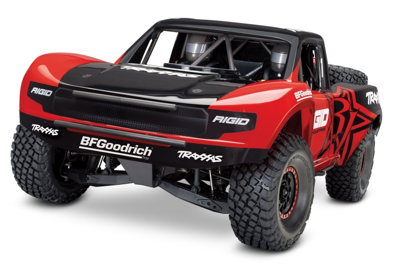 TRAXXAS Unlimited Dessert Racer 4x4 VXL Rigid-Edition RTR