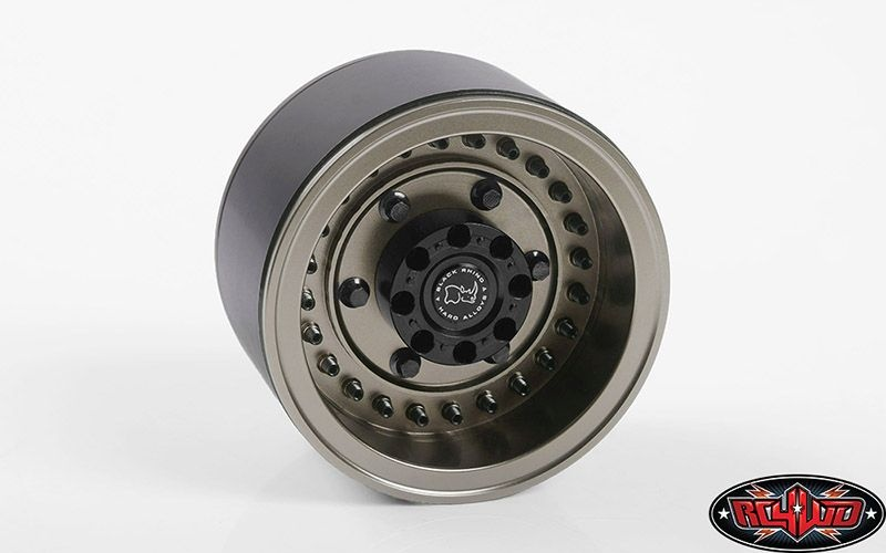 Black Rhino Armory Internal Beadlock Deep Dish 1.9 Wheels