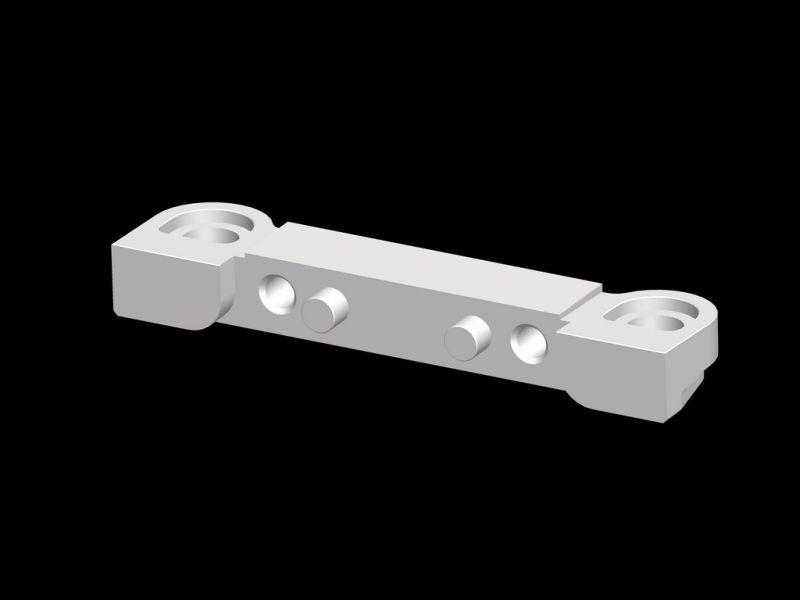 Suspension bracket fr rr Magnesium SRX8 GT (SER601154)