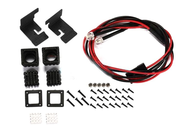 SCALE ACCESSORIES: SPOTLIGHT FOR CRAWLERS ?TYPE C?-42PC  SET