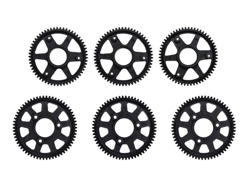 2-speed gear set (6) XLI Gen2 (SER903771)