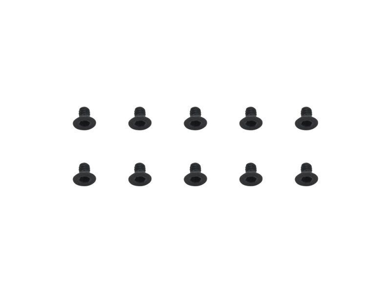 Screw allen countersunk m2x3 (10) (SER110232)