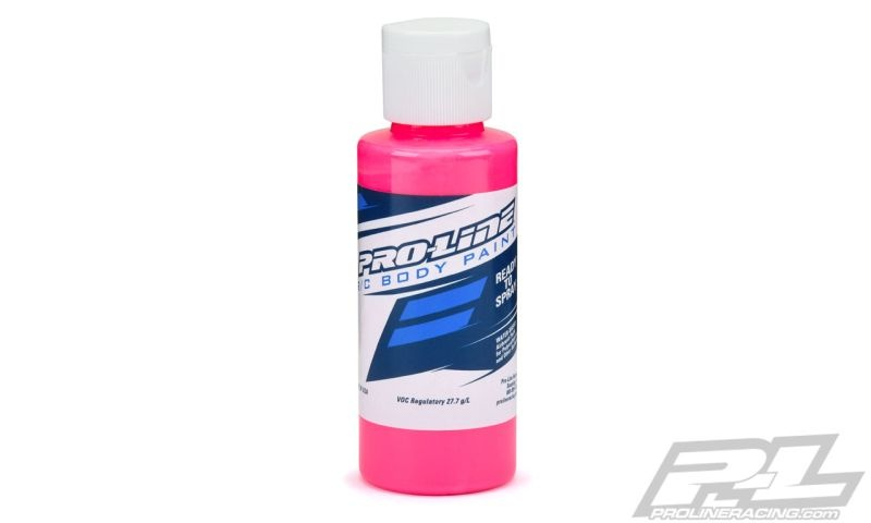 Pro-Line RC Body Paint - Fluorescent pink