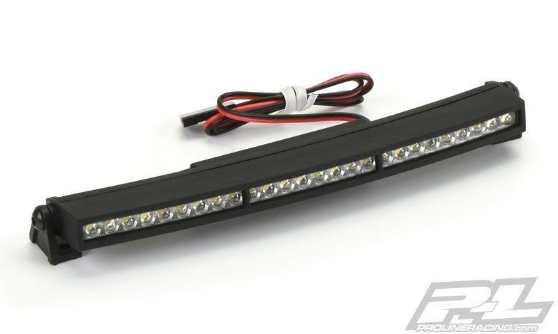 5Zoll Super-Helle LED Light-Bar-Kit 6 - 12V gebogen