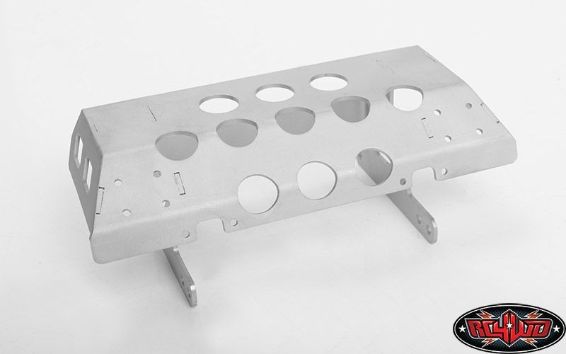 Tarka Rear Skid Plate for Traxxas Mercedes-Benz G 63 AMG 6x6