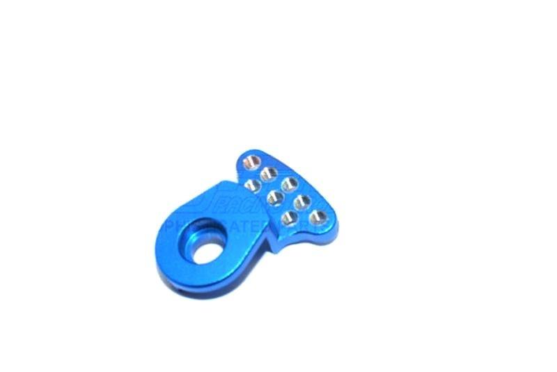 ALUMINIUM SERVO SAVER (3MM THREAD) - 1PC blue