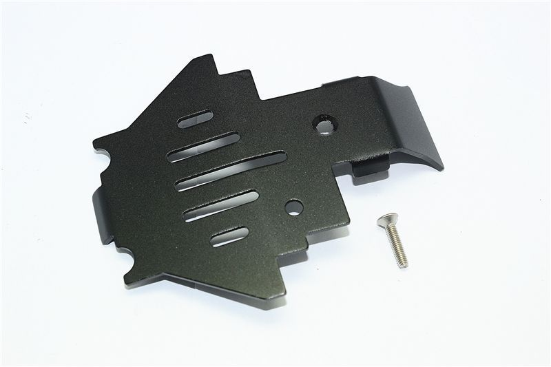 ALU CENTER GEAR BOX BOTTOM PROTECTOR MOUNT FOR TRX4 -2PC SET