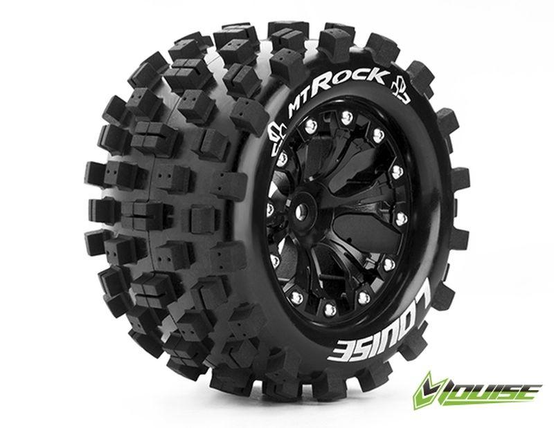 MT-ROCK soft   Felge schwarz 1/2 Offset
