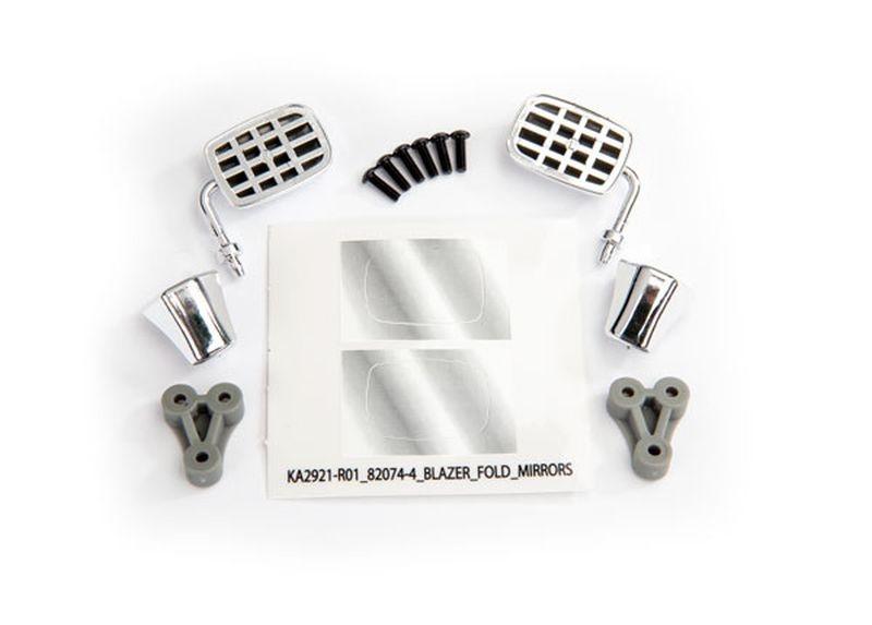 Seiten-Spiegel für 8130 Karo (klappbar)