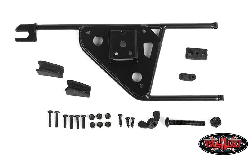 Spare Wheel and Tire Holder for RC4WD Gelande II