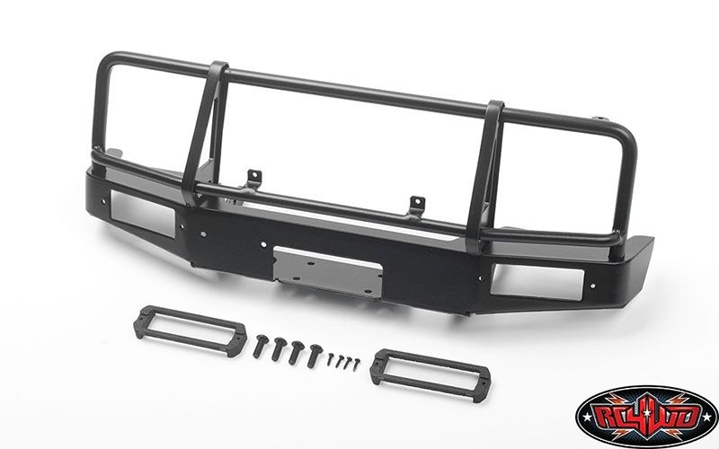 Trifecta Front Bumper for Capo Racing Samurai  (Black)