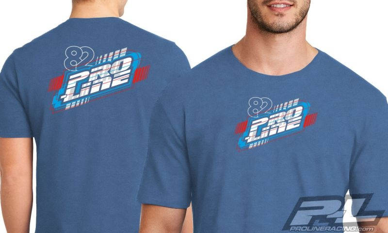 OBSO Pro-Line Energy blau T-Shirt