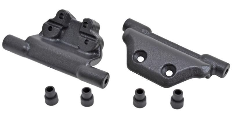 Wheelie-Bar Halterung schwarz (passend für TRX3678)