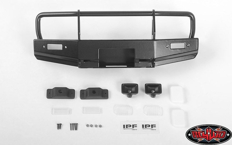 Kangaroo Front Bumper w/IPF Lights for MST 1/10 CMX w/