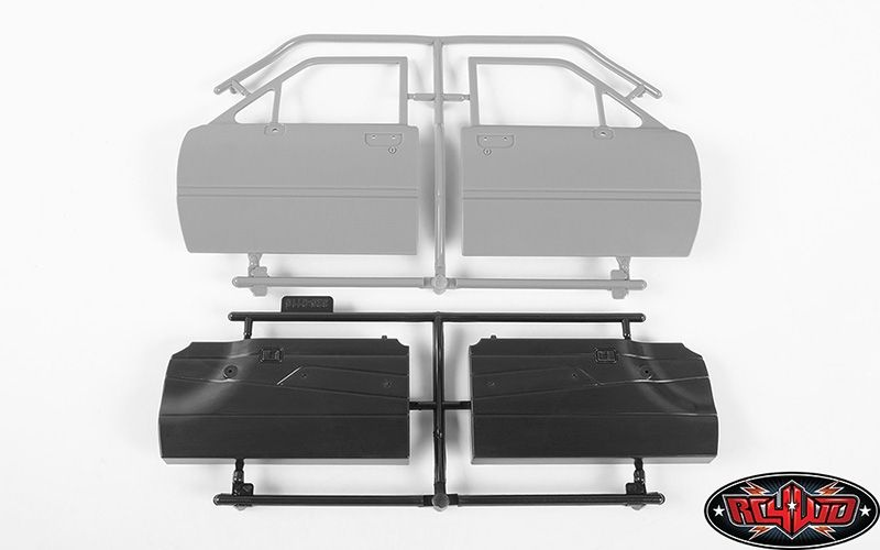 RC4WD 1985 Toyota 4Runner Doors and Door Panels
