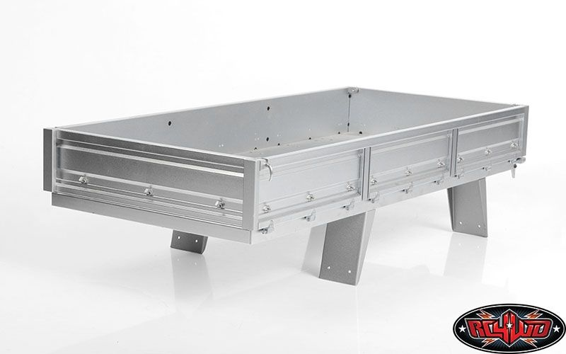 Rear Bed for 6x6 Overland Truck