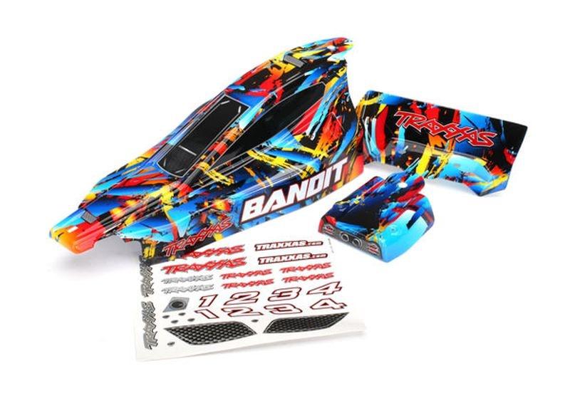 Karo Bandit Rock n Roll (lackiert mit Decals)