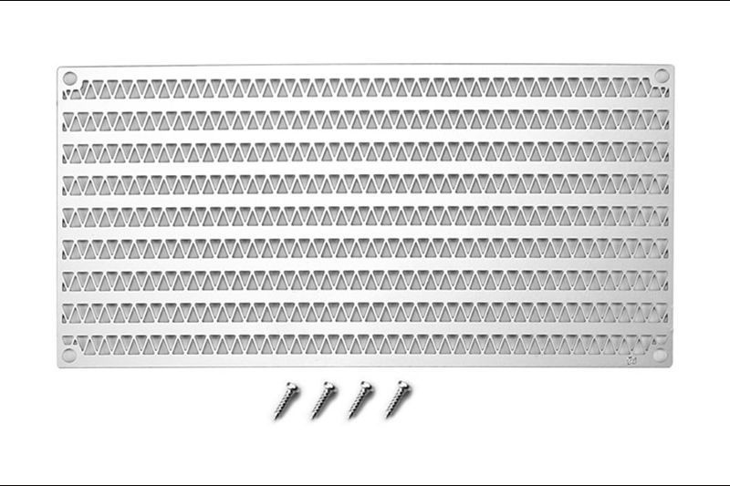 SCALE ACCESSORIESSTAINLESS STEEL ft GRILL TRX4 DEFENDER5 PCS