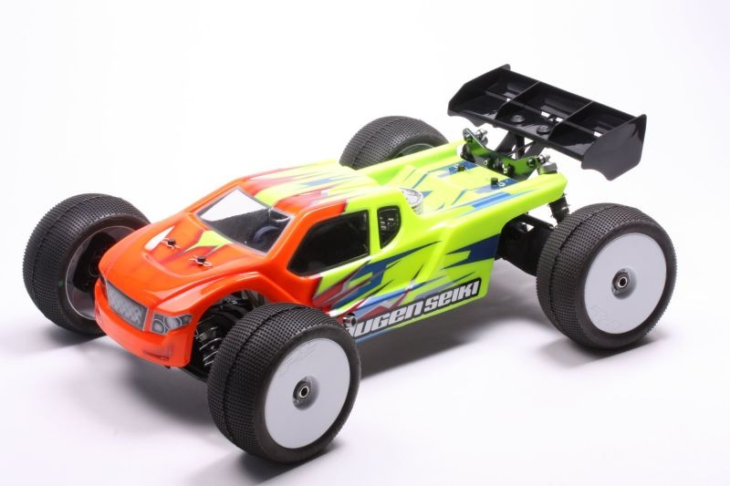 MBX-8T 1/8 4WD OFF-Road Nitro-Truggy