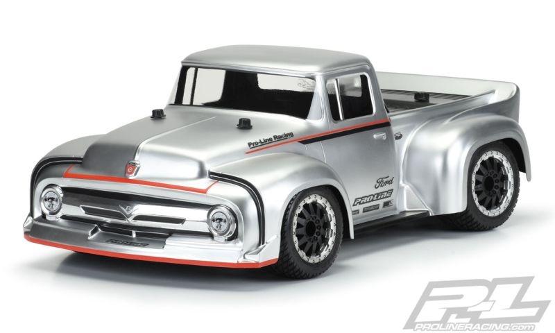1956 Ford F-100 Pro-Touring Street Truck Karo klar
