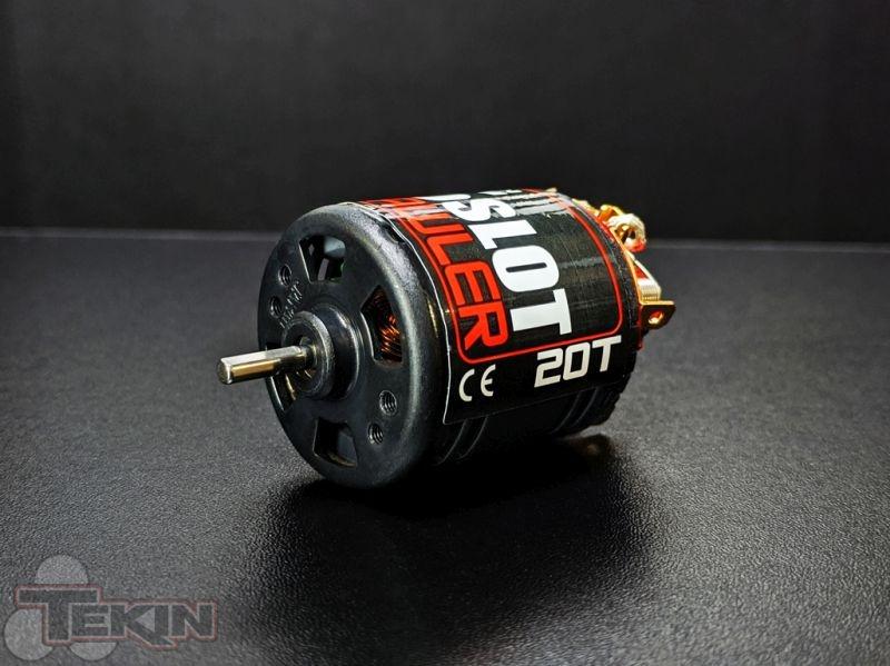5 Slot Rock Crawler Brushed Motor 20Turn