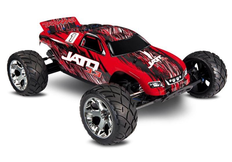 TRAXXAS Jato  rotX RTR TRX3.3