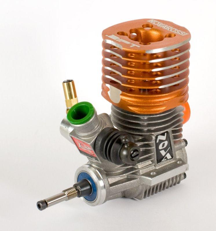 SLVR NOVAROSSI Flash 3.5cc .21R-PTA **Limited Edition**