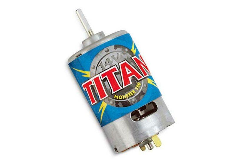 Titan 550 Motor 21T