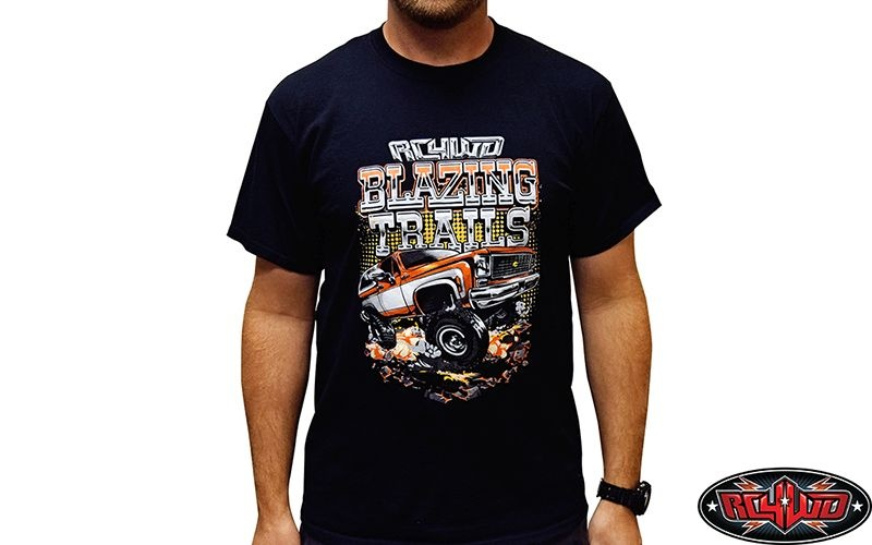 RC4WD Blazing Trails Shirt (L)