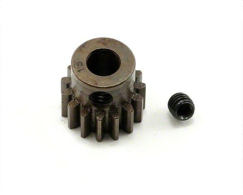 Extra Hart 5mm Bohrung .8 Modul Ritzel 15 Zähne