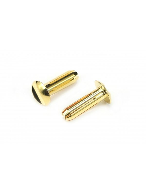 Low Profile 4mm connector 24K (2)