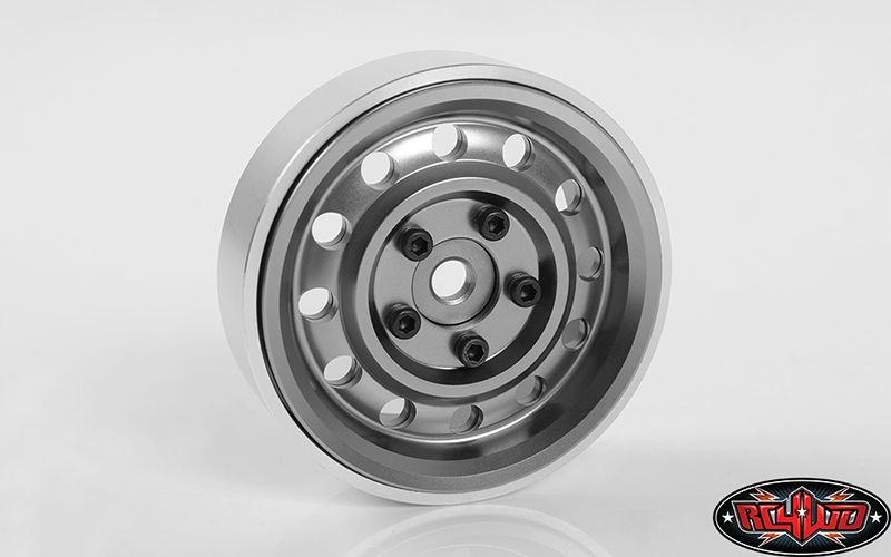 Tango Down 1.9 Internal Beadlock Wheels (Gun Metal)
