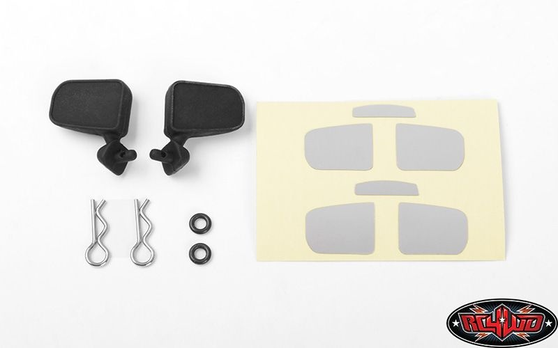 RC4WD 1985 Toyota 4Runner Rubber Mirror