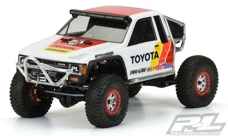 OBSO ProLine 1985 Toyotta HiLux SR5  Karo klar (nur Cab)