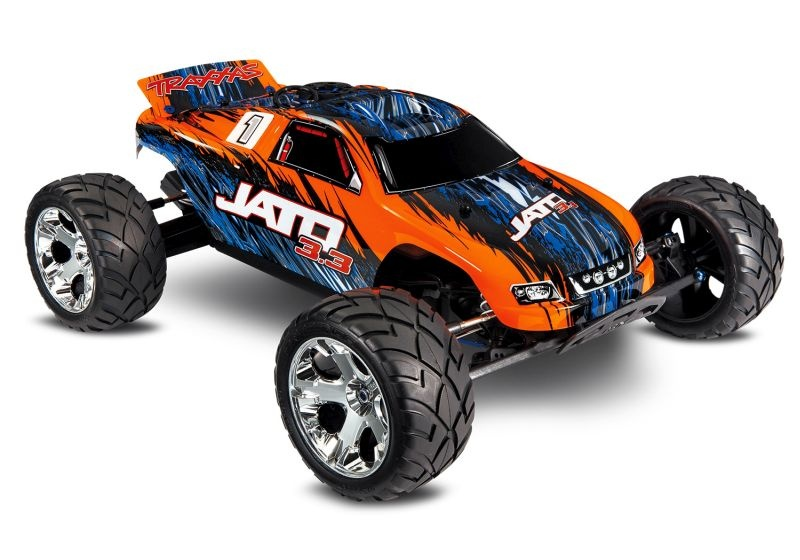 TRAXXAS Jato  orange RTR TRX3.3