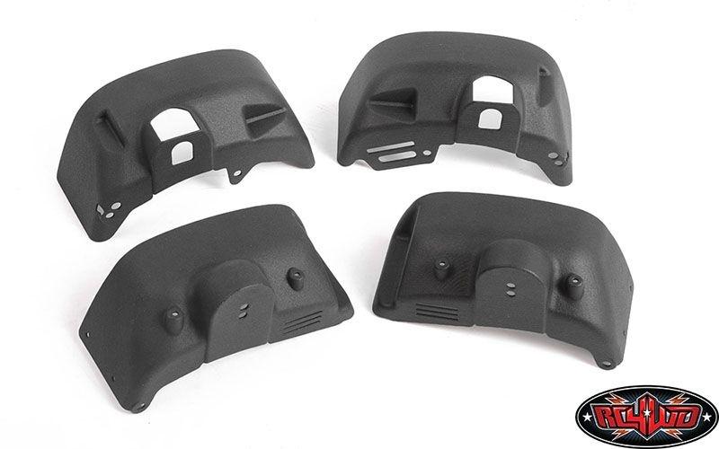 Oxer Inner Fenders for RC4WD Gelande II 2015