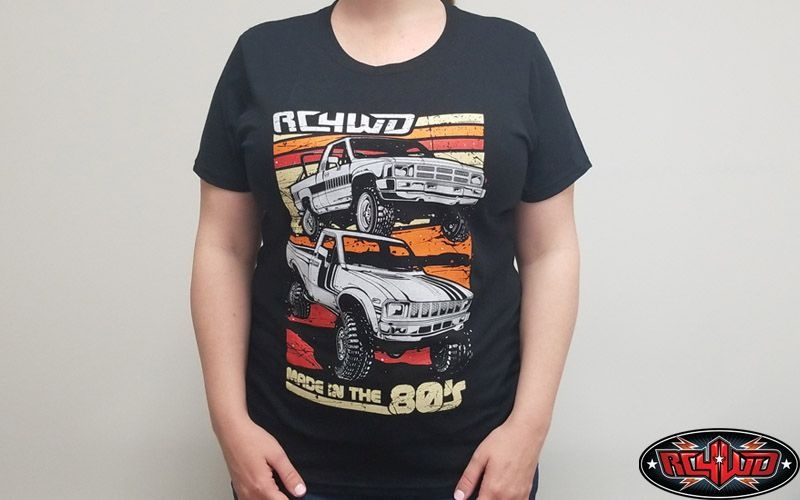 RC4WD Made in the 80s (Women L)