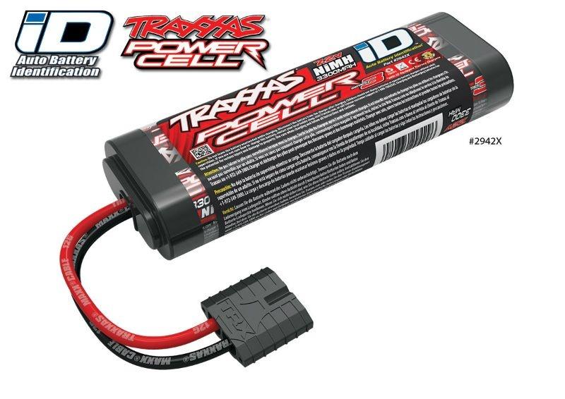 SLVR Power Cell Series3 7,2V 3300mAh