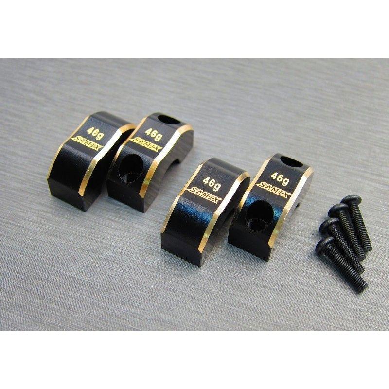 SAMIX Enduro brass rear weight