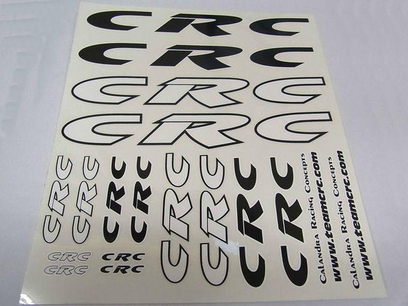 CRC Aufkleber