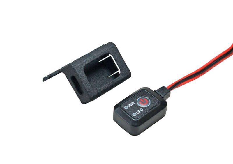 Halter für Elektronischen Schalter