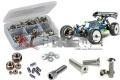 SLVR Mugen Seiki MBX7R ECO Stainless Steel Screw Kit