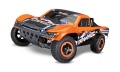 TRAXXAS Slash orange  RTR 1/10 2.4GHz +12V-Lader Brushed, TQ