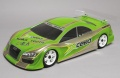 Body 1/10 200mm Audi A5 wing/decal (EFRA 2033)
