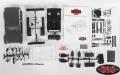 RC4WD Black Rock Body Set for 1/18 Gelande II