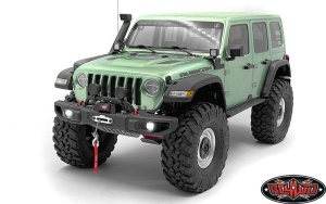 OEM Wide Front Winch Bumper