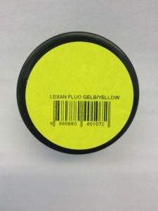 Lexan Spray Fluo gelb/yellow